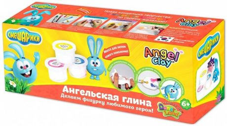 Масса для лепки Angel Clay Mini Крош aa03031sa