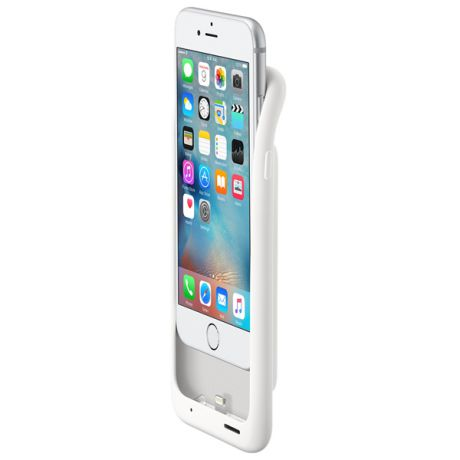 Чехол-аккумулятор Apple iPhone 6s Smart Battery Case White
