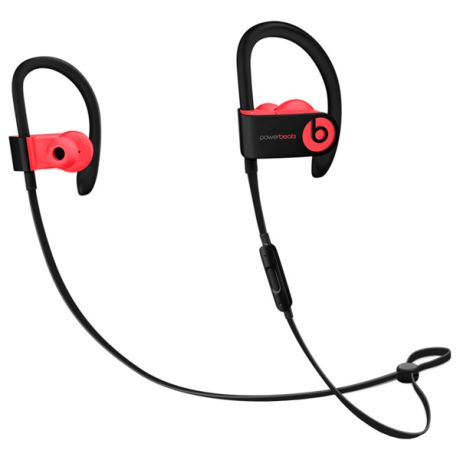 Спортивные наушники Bluetooth Beats Powerbeats3 Wireless Siren Red (MNLY2ZE/A)