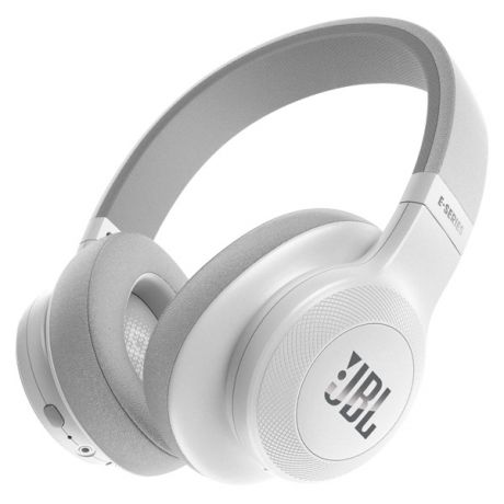 Наушники Bluetooth JBL E55BT White (JBLE55BTWHT)