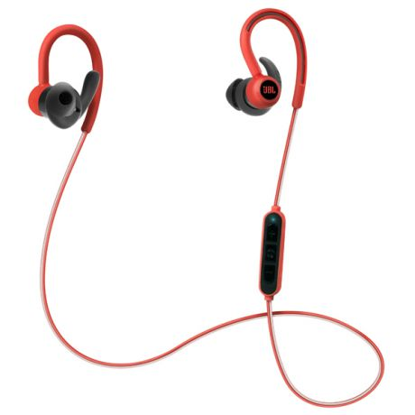 Спортивные наушники Bluetooth JBL Reflect Contour Red (JBLREFCONTOURRED)