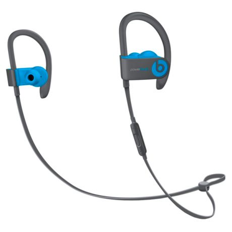 Спортивные наушники Bluetooth Beats Powerbeats3 Wireless Flash Blue (MNLX2ZE/A)