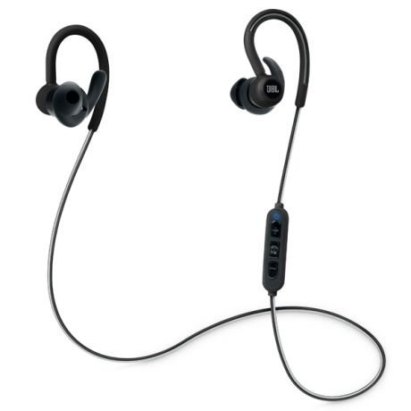 Спортивные наушники Bluetooth JBL Reflect Contour Black (JBLREFCONTOURBLK)
