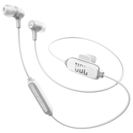 Наушники Bluetooth JBL E25BT White (JBLE25BTWHT)