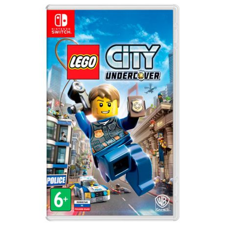 Игра для Nintendo Lego City Undercover Switch