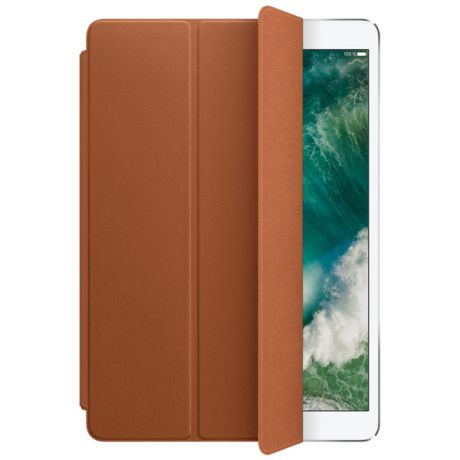 Кейс для iPad Pro Apple Leather Smart iPad Pro 10.5 Saddle Brown