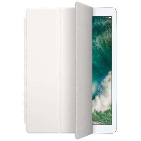 Кейс для iPad Pro Apple Smart Cover iPad Pro 12.9 White (MQ0H2ZM/A)