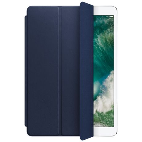 Кейс для iPad Pro Apple Leather Smart iPad Pro 10.5 Midnight Blue