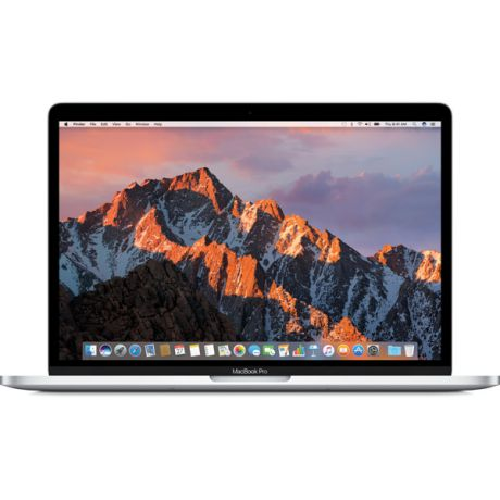 Ноутбук Apple MacBook Pro 13 i5 2.3/8/128Gb Silver (MPXR2RU/A)