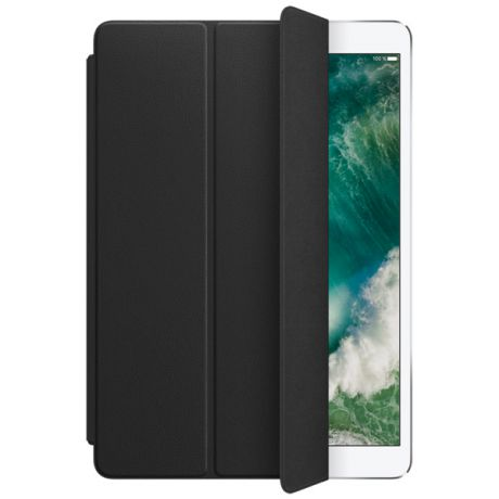 Кейс для iPad Pro Apple Leather Smart iPad Pro 10.5 Black (MPUD2ZM/A)