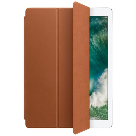 Кейс для iPad Pro Apple Leather Smart iPad Pro 12.9 Saddle Brown