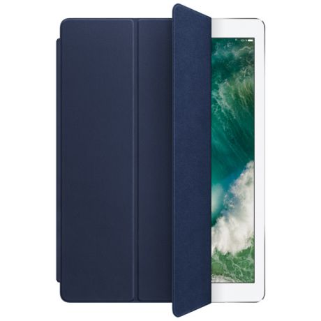 Кейс для iPad Pro Apple Leather Smart iPad Pro 12.9 Midnight Blue