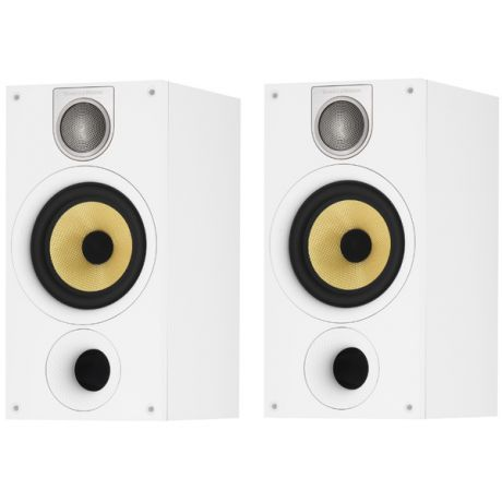 Полочные колонки Bowers & Wilkins 686 S2 Matte White