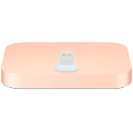 Док-станция для телефона Apple iPhone Lightning Dock Gold (MQHX2ZM/A)