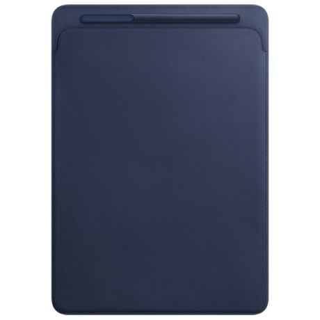 Кейс для iPad Pro Apple Leather Sleeve iPad Pro 12.9 Midnight Blue