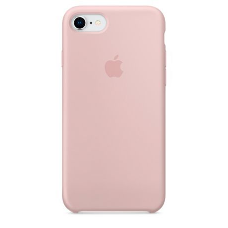 Чехол для iPhone Apple iPhone 8 / 7 Silicone Case Pink Sand (MQGQ2ZM/A)