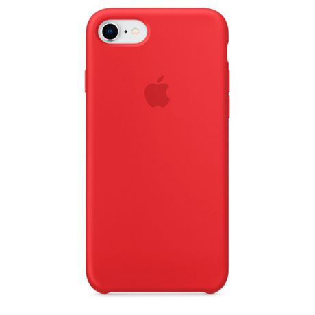 Чехол для iPhone Apple iPhone 8 / 7 Silicone (PRODUCT)RED (MQGP2ZM/A)