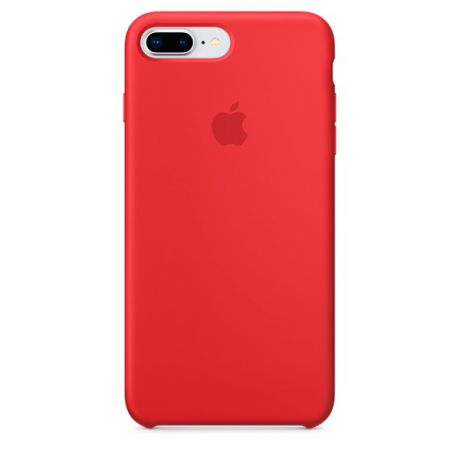 Чехол для iPhone Apple iPhone 8 Plus / 7 Plus Silicone (PRODUCT)RED