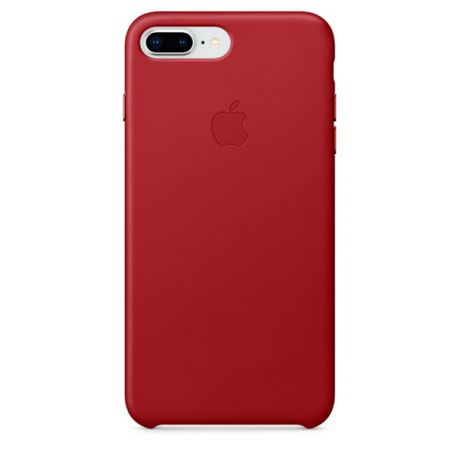 Чехол для iPhone Apple iPhone 8 Plus / 7 Plus Leather (PRODUCT)RED