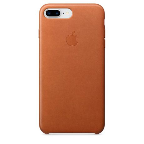 Чехол для iPhone Apple iPhone 8 Plus / 7 Plus Leather Saddle Brown