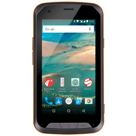 Смартфон Senseit R450 Orange