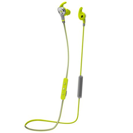 Спортивные наушники Bluetooth Monster iSport Intensity Green (137094-00)