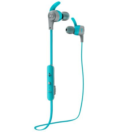 Спортивные наушники Bluetooth Monster iSport Achieve Blue (137090-00)
