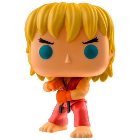 Фигурка Funko POP! Games: Street Fighter: Ken Special Attack