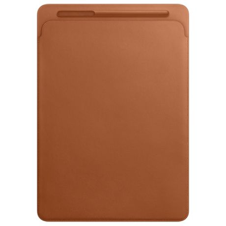 Кейс для iPad Pro Apple Leather Sleeve iPad Pro 12.9 Saddle Brown