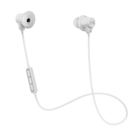Спортивные наушники Bluetooth JBL UA BT White (UAJBLIEBTWHT)