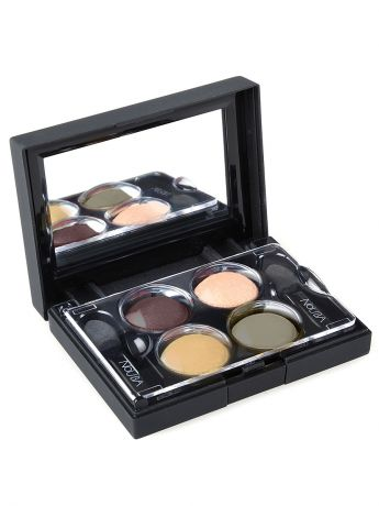 "Тени NOUBA Тени для век Кватро""Quattro Eyeshadows"" 628, 2,4г"