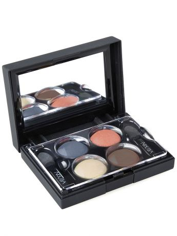 "Тени NOUBA Тени для век Кватро""Quattro Eyeshadows"" 627, 2,4г"