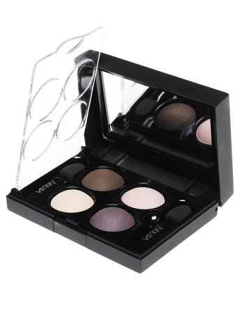 "Тени NOUBA Тени для век Кватро""Quattro Eyeshadows"" 633, 2,4г"