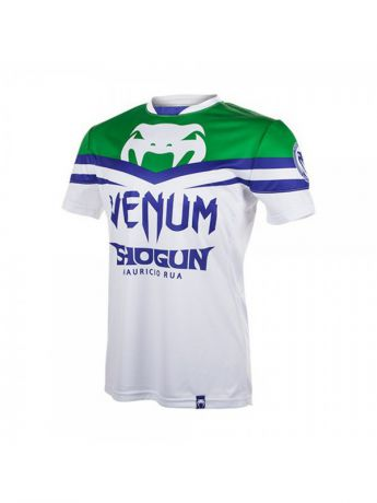 Футболка Venum Футболка Venum Shogun UFC161 Edition Dry Fit White/Green