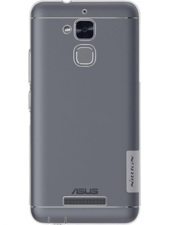 Чехлы для телефонов Nillkin Накладка Nillkin Nature TPU case для Asus Zenfone 3 Max (ZC520TL).
