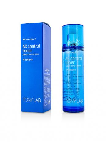 Тоники Tony Moly Тонер для лица TONY LAB AC CONTROL, 180мл