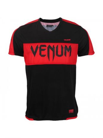 Футболка Venum Футболка Venum Competitor Dry Fit Red Devil