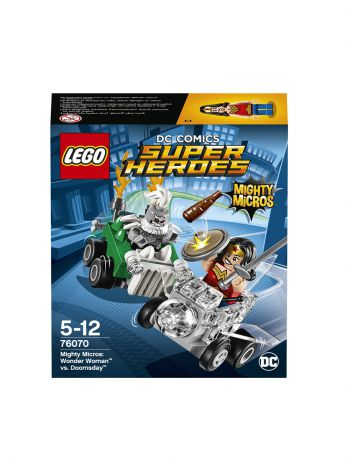 Конструкторы Lego LEGO Super Heroes Mighty Micros: Чудо-женщина против Думсдэя 76070