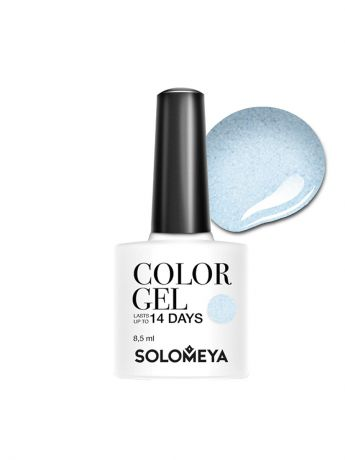 Гель-лаки SOLOMEYA Гель-лак  Color Gel Waterfall SCGLE302/Водопад