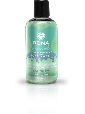 Пена для ванны SYSTEM JO Пена для ванн DONA Bubble Bath Naughty Aroma: Sinful Spring