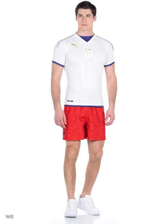 Футболка PUMA Футболка игровая FIGC TRIBUTE Away Replica