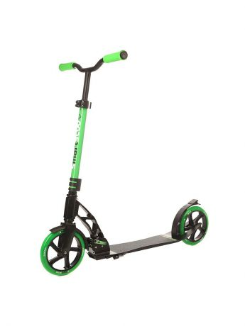 Самокаты Smartscoo Самокат Fun4U Smartscoo Green, 200 mm