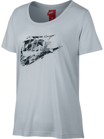 Футболка Nike Футболка W NSW TEE SCOOP ROCK GRDN