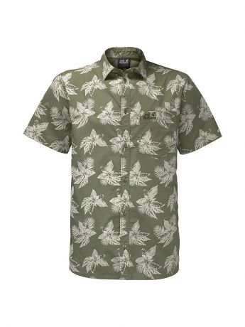 Рубашки Jack Wolfskin Рубашка HOT CHILI TROPICAL SHIRT