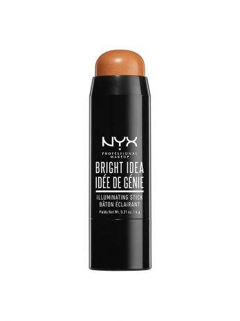 Хайлайтеры NYX PROFESSIONAL MAKEUP Стик иллюминатор BRIGHT IDEA ILLUMINATING STICK - MAUI SUNTAN 10