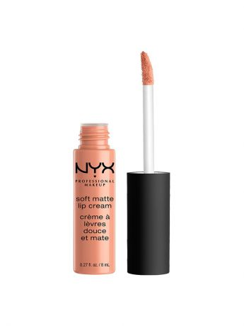 Помады NYX PROFESSIONAL MAKEUP Матовая жидкая помада-крем SOFT MATTE LIP CREAM - ATHENS 15
