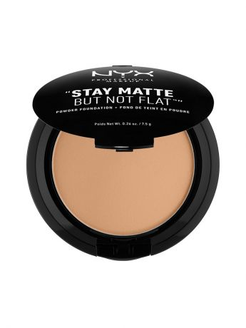 Пудры NYX PROFESSIONAL MAKEUP Тональная основа-пудра STAY MATTE BUT NOT FLAT POWDER FOUNDATION - OLIVE 095