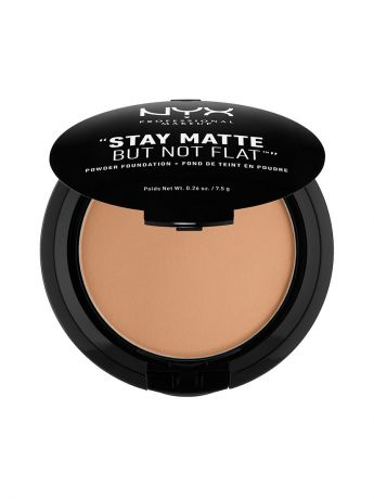 Пудры NYX PROFESSIONAL MAKEUP Тональная основа-пудра STAY MATTE BUT NOT FLAT POWDER FOUNDATION - BEIGE 105