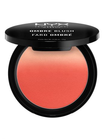 Румяна NYX PROFESSIONAL MAKEUP Румяна омбре OMBRE BLUSH - SOFT FLUSH 07