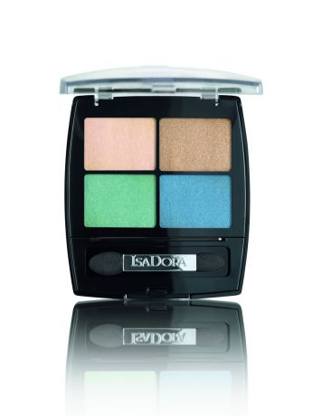 Тени ISADORA Тени для век Eye Shadow Quartet 01 5 гр